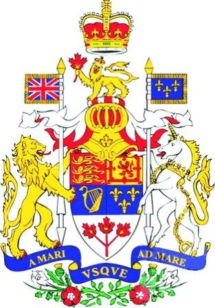 Официальное название канада